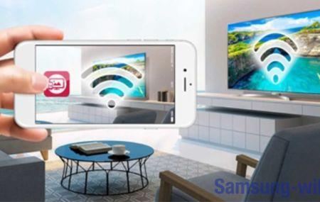 Как раздать интернет на телевизор с телефона Самсунг