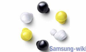 Обзор беспроводных наушников Samsung Galaxy Buds