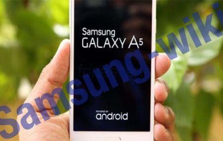 Как перезагрузить Samsung Galaxy A5