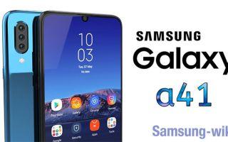 Samsung Galaxy A41: характеристики, стоимость, дата выхода