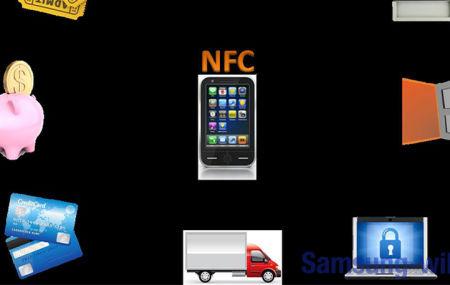 NFC в телефоне Samsung – что это такое и как пользоваться
