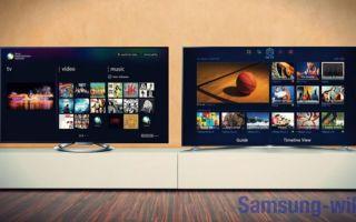 Какой телевизор лучше – Сони или Самсунг