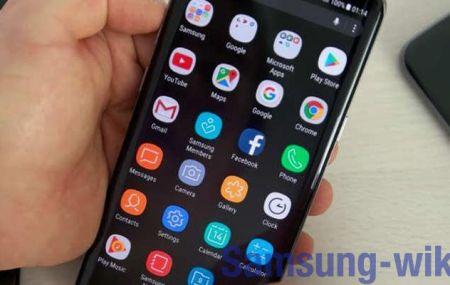 Как скрыть приложение на Samsung Galaxy разной модели