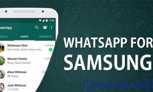 Как обновить Whatsapp на Samsung – пошаговая инструкция