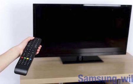Не включается телевизор Samsung – причины и что делать