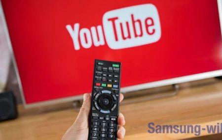 Как настроить Ютуб на телевизоре Самсунг Смарт ТВ
