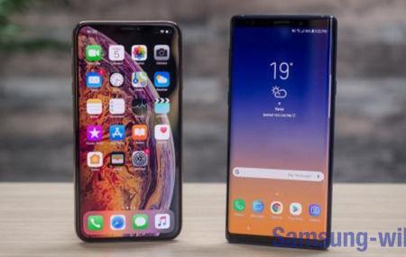 Что лучше купить – iPhone или Samsung
