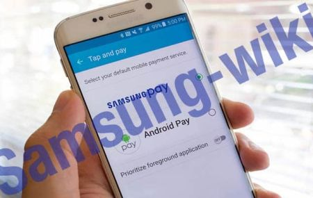 Как отключить Samsung Pay