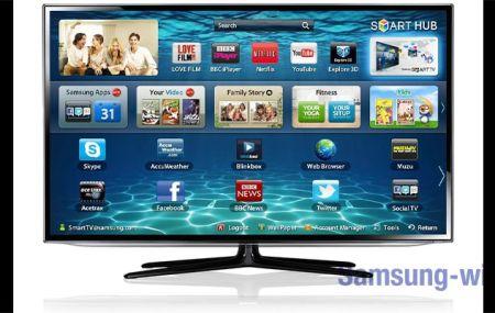 Как обновить прошивку на телевизоре Самсунг?