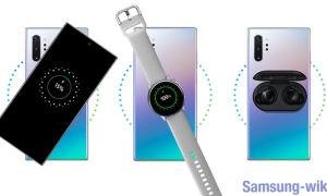 Как зарядить часы Samsung Galaxy от телефона