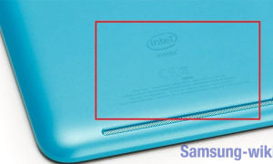 Как узнать модель планшета Android Samsung