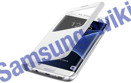 Как перезагрузить Samsung Galaxy S7