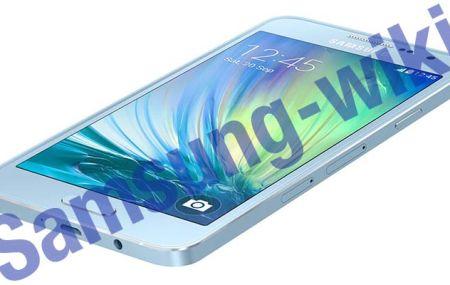 Как перезагрузить Samsung Galaxy A3