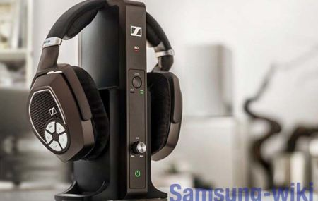Как подключить беспроводные наушники к телевизору Samsung