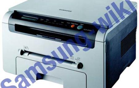 Samsung SCX-4200: ошибка LSU
