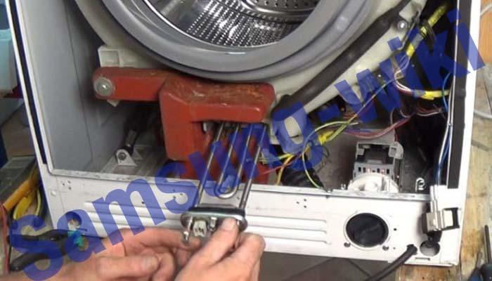 ошибка н1 в стиральной машине самсунг