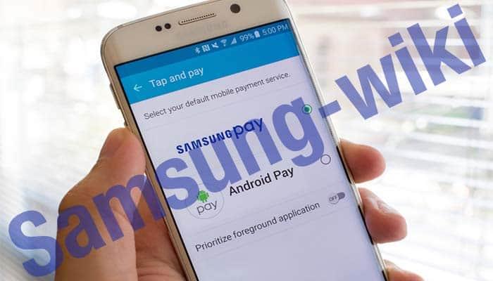 как отключить самсунг pay