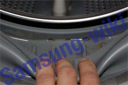 стиральная машина самсунг ошибка le что означает