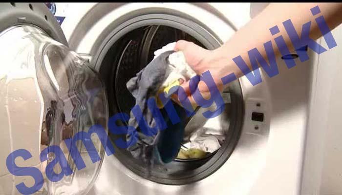ошибка стиральная машина самсунг ue