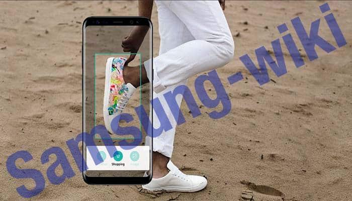 как пользоваться bixby samsung s9