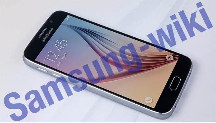 как перезагрузить смартфон samsung galaxy s6
