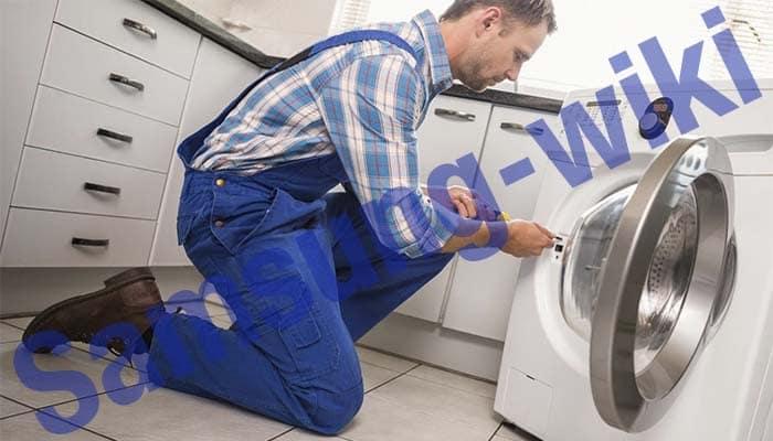 стиральная машина самсунг не отжимает причина