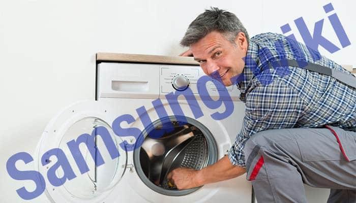 стиральная машинка самсунг не отжимает