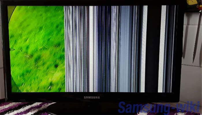 не включается телевизор samsung