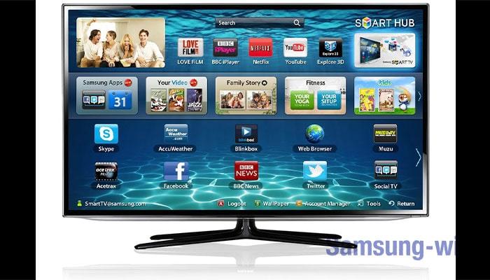 Как обновить прошивку на телевизоре Самсунг