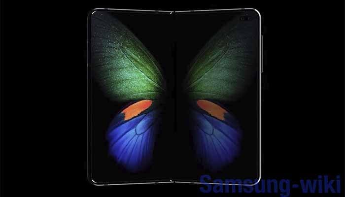 как выглядит Samsung Galaxy Fold 2