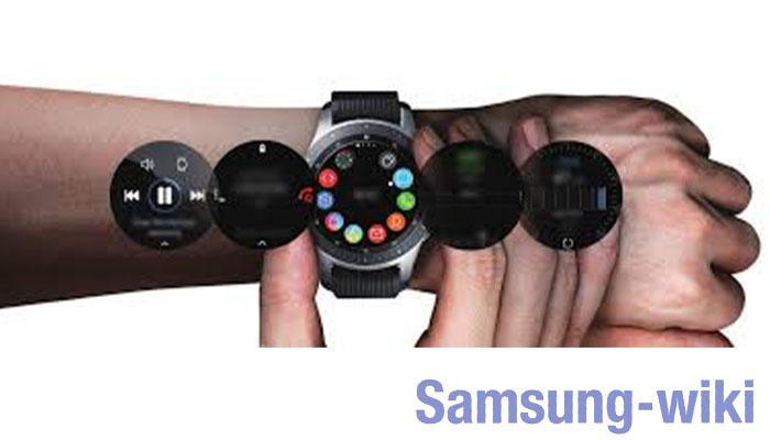 samsung galaxy watch как перезагрузить