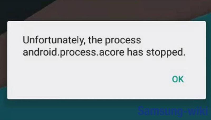 андроид процесс акор