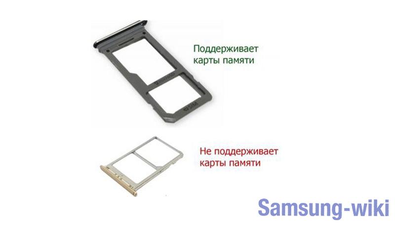 как подключить карту памяти к телефону