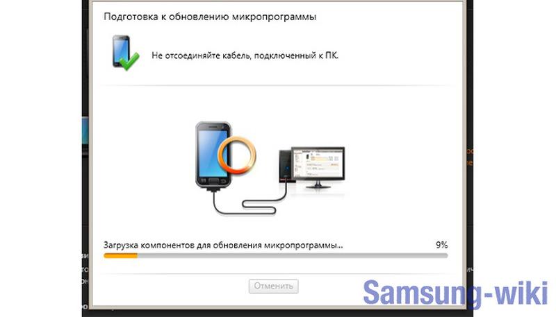 программа samsung kies как пользоваться для подключения телефона к пк