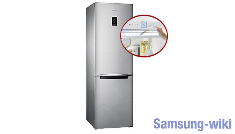 холодильник самсунг двухкамерный инструкция как выставить температуру