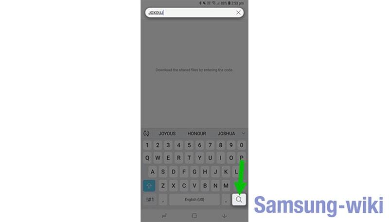 Что такое Link Sharing Samsung