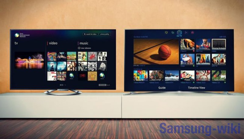 какой телевизор лучше сони или самсунг