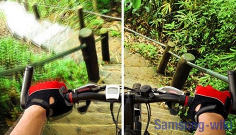 как настроить камеру на самсунг s10